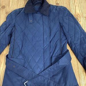 Lacoste Size 0 Jacket Lacoste 32 Blue